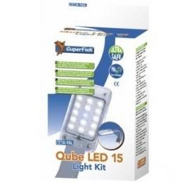 Superfish Eclairage Qube LED 15
