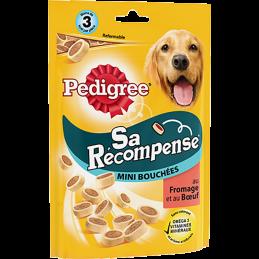 Friandise pour chien Pedigree Sa Récompense mini bouchées