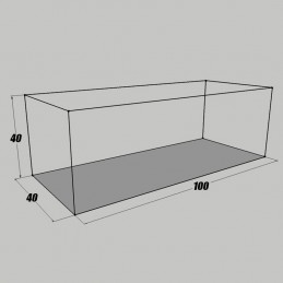 Terrarium (100x40x40)
