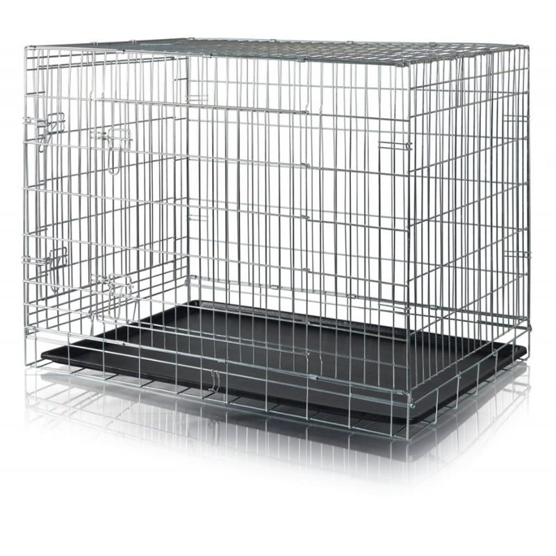 Cage métallique pour chien Trixie