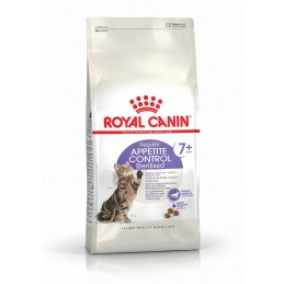 Croquettes Royal Canin Appetite Control Sterilised 7+