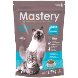 Croquettes Mastery Adulte Canard 1.5 kg