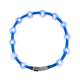 Jack and Vanilla Collier LED bleu