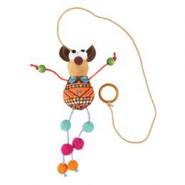 Jouet Indy la souris Flamingo  KARLIE FLAMINGO 5400585049374 Balles, cannes à pêche, souris, peluches
