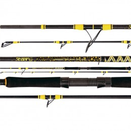 Canne passion pro dx boat 2.40 m 190 g black cat BLACK CAT 4029569175406 Cannes à carnassiers