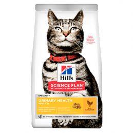 Hill's Adult Urinary Stérilisé Poulet 3kg HILL'S  Croquettes Hill's