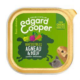 Paté Edgar & Cooper Agneau et Boeuf