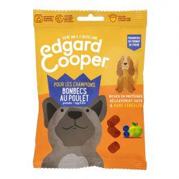 Edgar Cooper Bombecs au poulet 50g  Edgar Cooper 5425039487120 Friandises