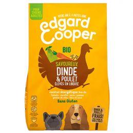 Edgar Cooper Dinde & Poulet Edgar Cooper  Croquettes Edgar Cooper