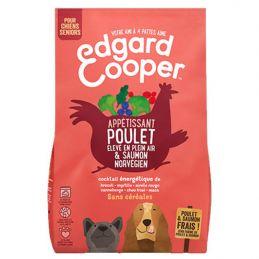 Edgar Cooper Poulet & Saumon  Edgar Cooper  Croquettes Edgar Cooper