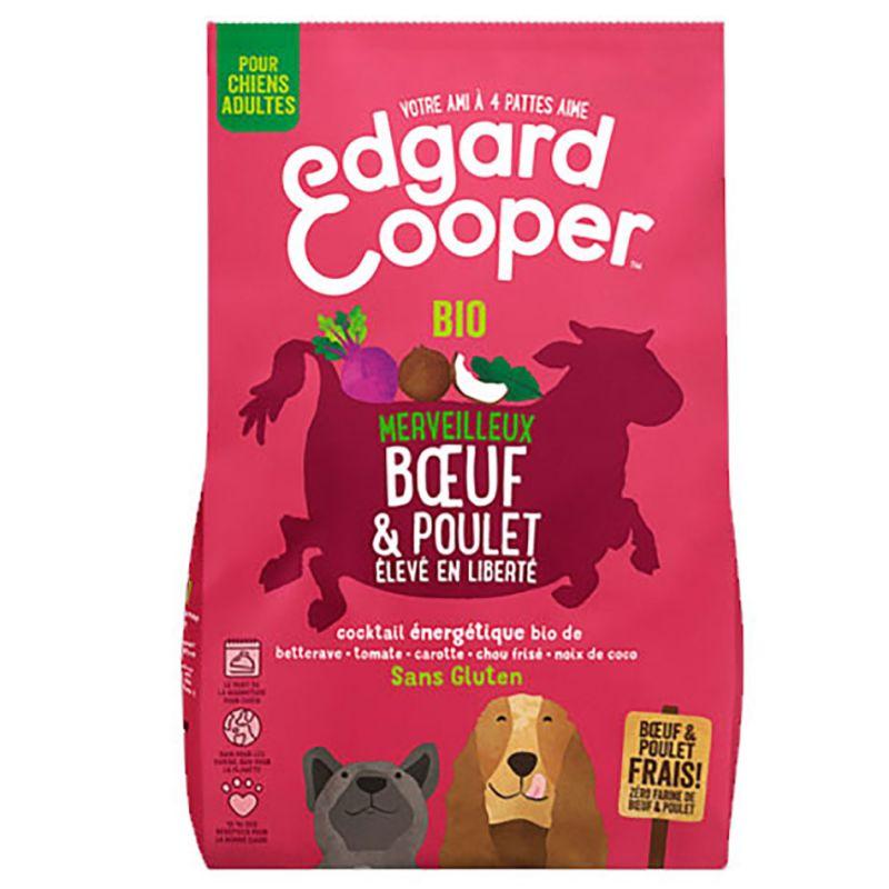Edgar Cooper Boeuf & Poulet Edgar Cooper  Croquettes Edgar Cooper