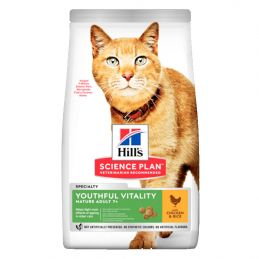 Hill's Mature 7+ Youthful Vitality Poulet & Riz 1.5 kg