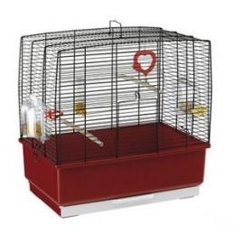 Ferplast cage Rekord 3 Black FERPLAST 8010690101545 Perruche