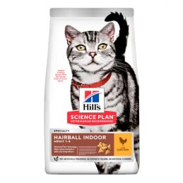 Hill's Adult Hairball Indoor Poulet