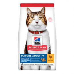 Hill's Mature 7+ Poulet 1.5 kg
