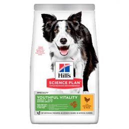 Hill's Medium Mature 7+ Youthful Vitality Poulet 12 kg
