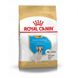 Royal Canin Bouledogue Français Junior 10 kg ROYAL CANIN 3182550777674 Croquettes Royal Canin