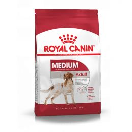 Royal Canin Medium Adult 4 kg ROYAL CANIN 3182550708197 Croquettes Royal Canin