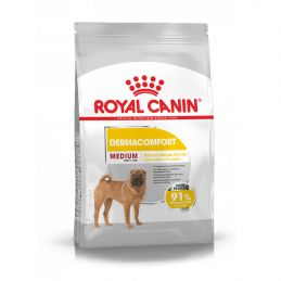 Royal Canin Medium Dermacomfort 10 kg ROYAL CANIN 3182550773836 Croquettes Royal Canin