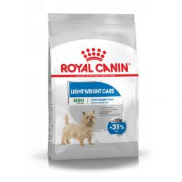 Royal Canin Mini Light 8 kg ROYAL CANIN 3182550716918 Croquettes Royal Canin