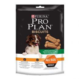 Pro Plan Biscuits Adult Agneau et Riz 400 g PRO PLAN 8711639251986 Friandises