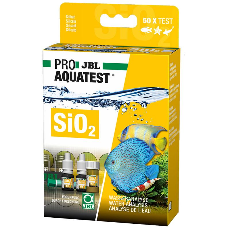 JBL ProAquaTest SIO2 Silicate JBL 4014162241184 Test d'eau
