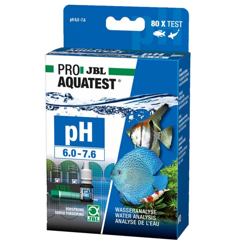 JBL ProAquaTest pH 6.0-7.6 JBL 4014162241030 Test d'eau