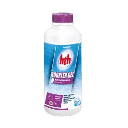 HTH Borkler Gel nettoyant ligne d'eau  HTH ADVANCED 3521686000483 Produits nettoyage piscine
