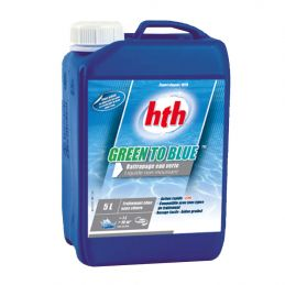 HTH Green To Blue liquide HTH ADVANCED 3521686005693 Traitements, test d'eau