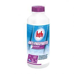 HTH Anti-Phosphates liquide 1L HTH ADVANCED 3521686004290 Traitements, test d'eau
