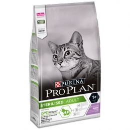 Croquettes ProPlan Sterilised Dinde PRO PLAN  Croquettes ProPlan