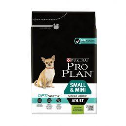 Pro Plan Small & Mini Adult Sensitive Digestion Agneau PRO PLAN  Croquettes ProPlan