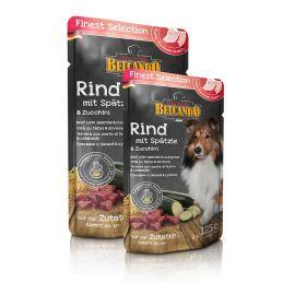 Sachet belcando Finest Sélection au boeuf BELCANDO  Paté pour chien