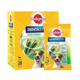 Pedigree Dentastix Daily Fresh Mini PEDIGREE  Friandises