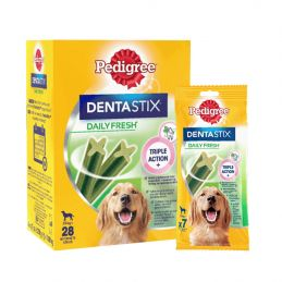 Pedigree Dentastix Daily Fresh Maxi  PEDIGREE  Friandises