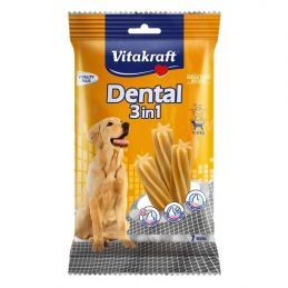Friandises Dental 3 en 1 Vitakraft