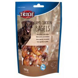 Friandises Lamb Chicken Bagels Trixie Premio