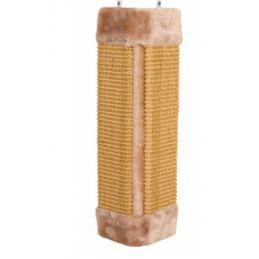 Griffoir d'angle Trixie sisal beige TRIXIE 4011905431918 Arbres à chat, griffoirs