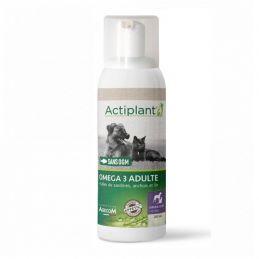 Actiplant' Oméga-3 Adulte ACTIPLANT 3760118010939 Compléments alimentaires
