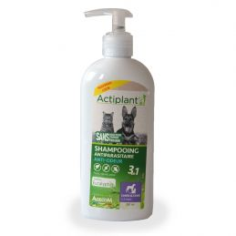Actiplant' Shampooing antiparasitaire anti-odeur ACTIPLANT 3760118012346 Shampooings