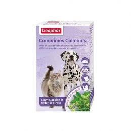 Beaphar comprimés calmants chiens & chats BEAPHAR 8711231107902 Divers
