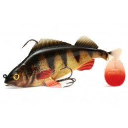 Leurre souple replicant perch100 mm fox rage FOX RAGE  Leurres