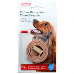 Collier Anti-puces chien Beaphar Dimpylate BEAPHAR  Colliers