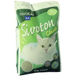 Litière SIVOCAT Sivoton Classic 20 kg