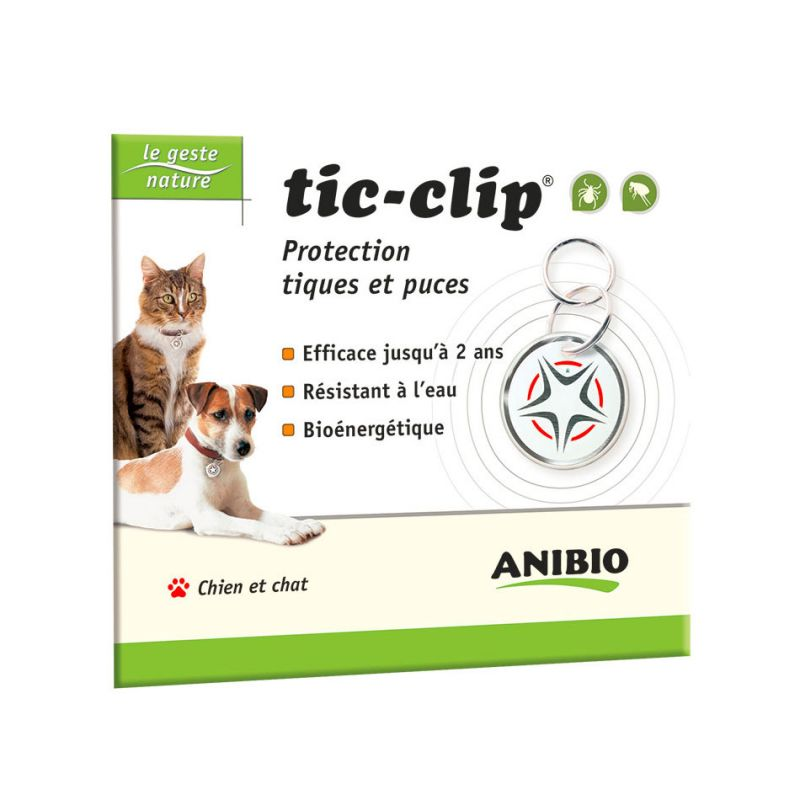 Anibio Tic clip ANIBIO 3700215102175 Divers
