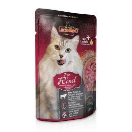 Terrine Leonardo pur Boeuf LEONARDO 4002633756329 Boîtes, sachets pour chats