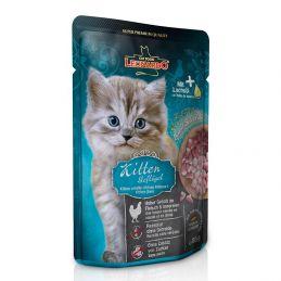 Terrine Leonardo Kitten LEONARDO 4002633756305 Boîtes, sachets pour chats