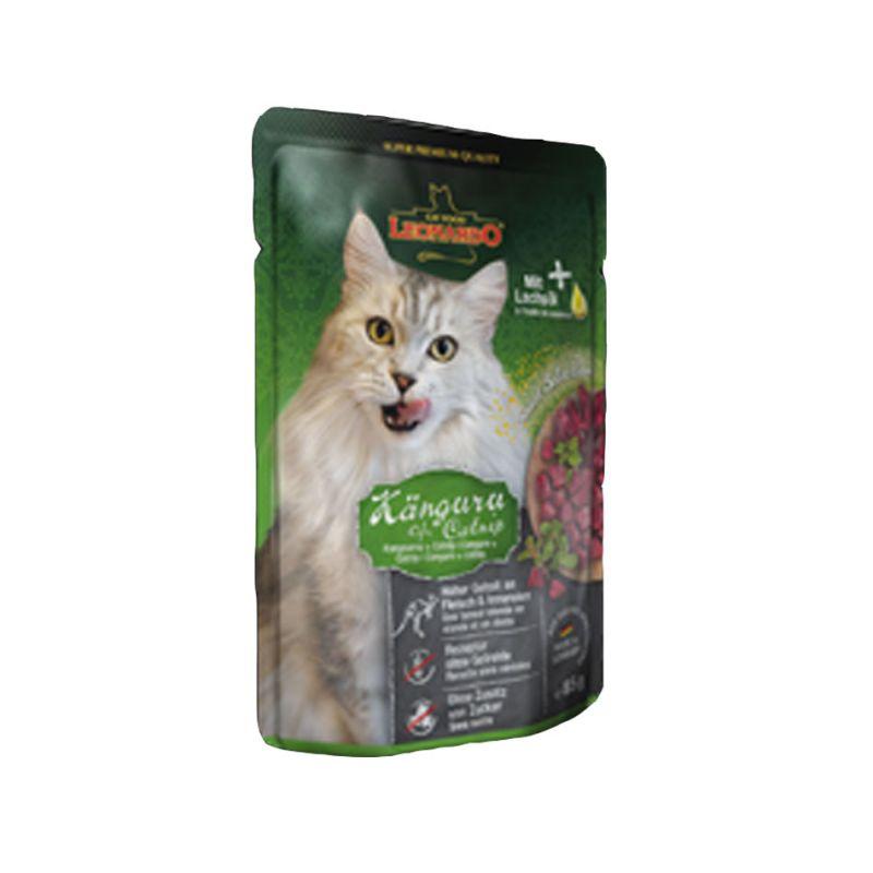 Terrine Leonardo Kangourou LEONARDO 4002633756404 Boîtes, sachets pour chats