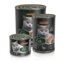 Pâtée Leonardo Canard LEONARDO  Boîtes, sachets pour chats
