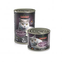 Pâtée Leonardo Lapin LEONARDO  Boîtes, sachets pour chats